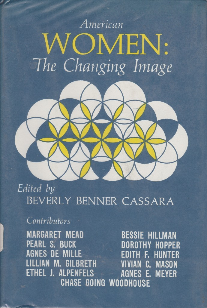 American Women - The Changing Image, Front Cover