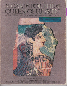 Cakes for the Queen of Heaven, Cover