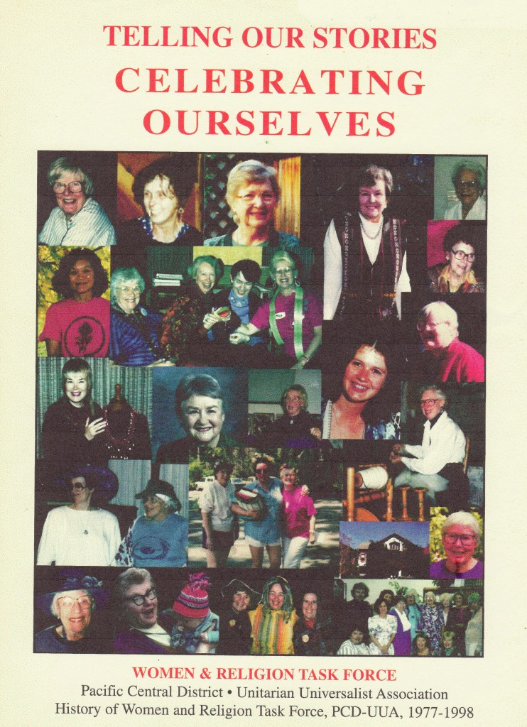 Cover, Celebrating Ourselves from copy